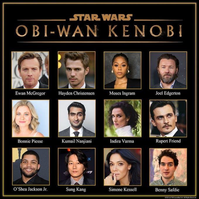 Obi-Wan Kenobi série Star Wars Disney+