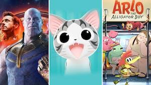 Disney+ et Netflix : les nouveautés SVOD films et séries d'Avril 2021
