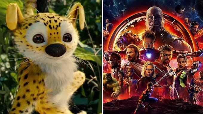 nouveautés Disney+ et Netflix avril 2021