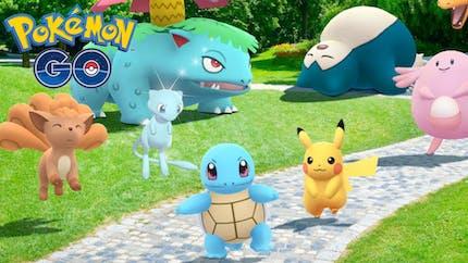 Pokemon Go : des lunettes de réalité augmentée pour attraper les Pokemon !