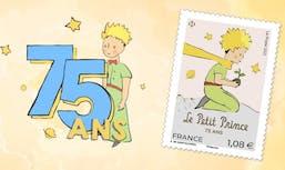 La Poste lance un timbre pour fêter les 75 ans du Petit Prince