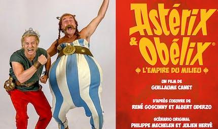 Le fabuleux casting du film Astérix et Obélix : L'Empire du Milieu