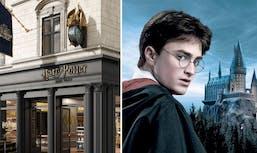 Harry Potter : la première boutique officielle va ouvrir ses portes à New York