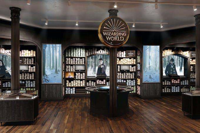 boutique officielle Harry Potter New York