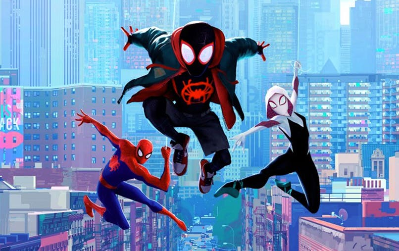 spider-man new generation film d'animation sony
