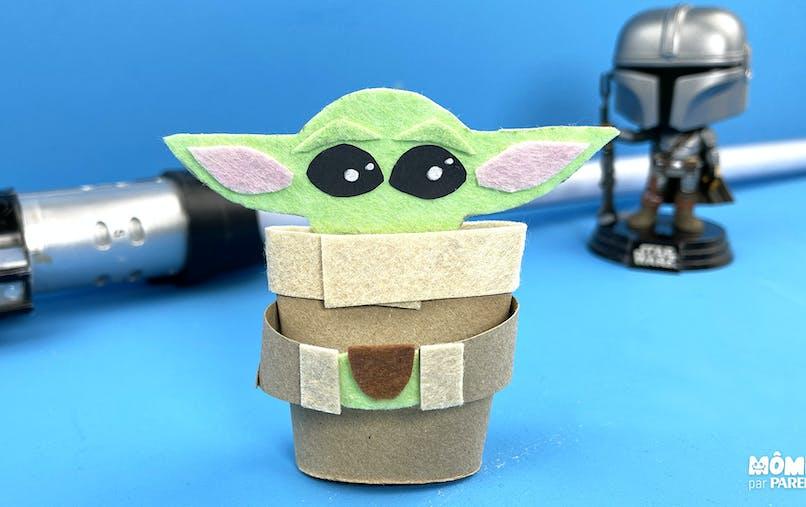 DIY Mandalorian Baby Yoda Grogu