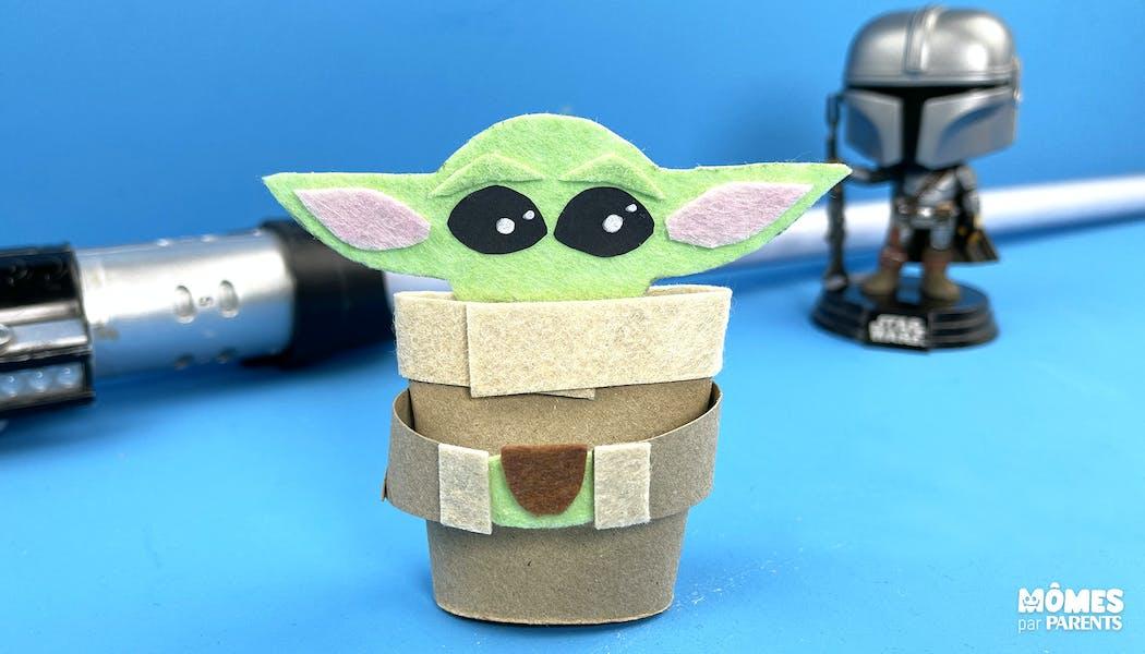 DIY Baby Yoda – Grogu