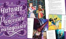 Disney fête les princesses en offrant 14 histoires inédites et gratuites !