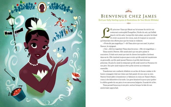 Histoires de Princesses Courageuses Disney extrait