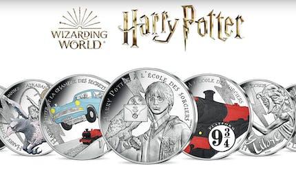 Harry Potter : la Monnaie de Paris lance une collection spéciale pour les 20 ans du premier film