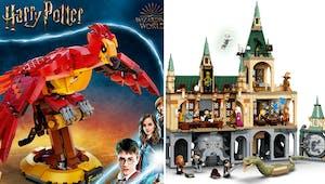 Harry Potter : Lego dévoile 7 nouveaux sets ensorcelés !