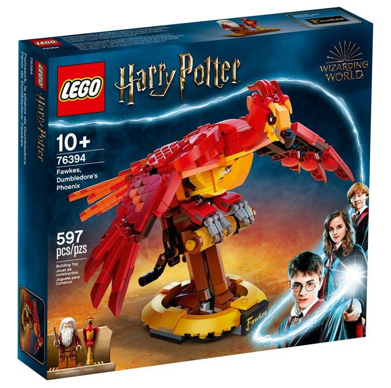 nouveaux sets Lego Harry Potter