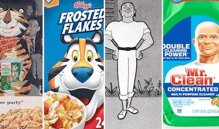 Quand les héros célèbres des packagings ont bien changé...