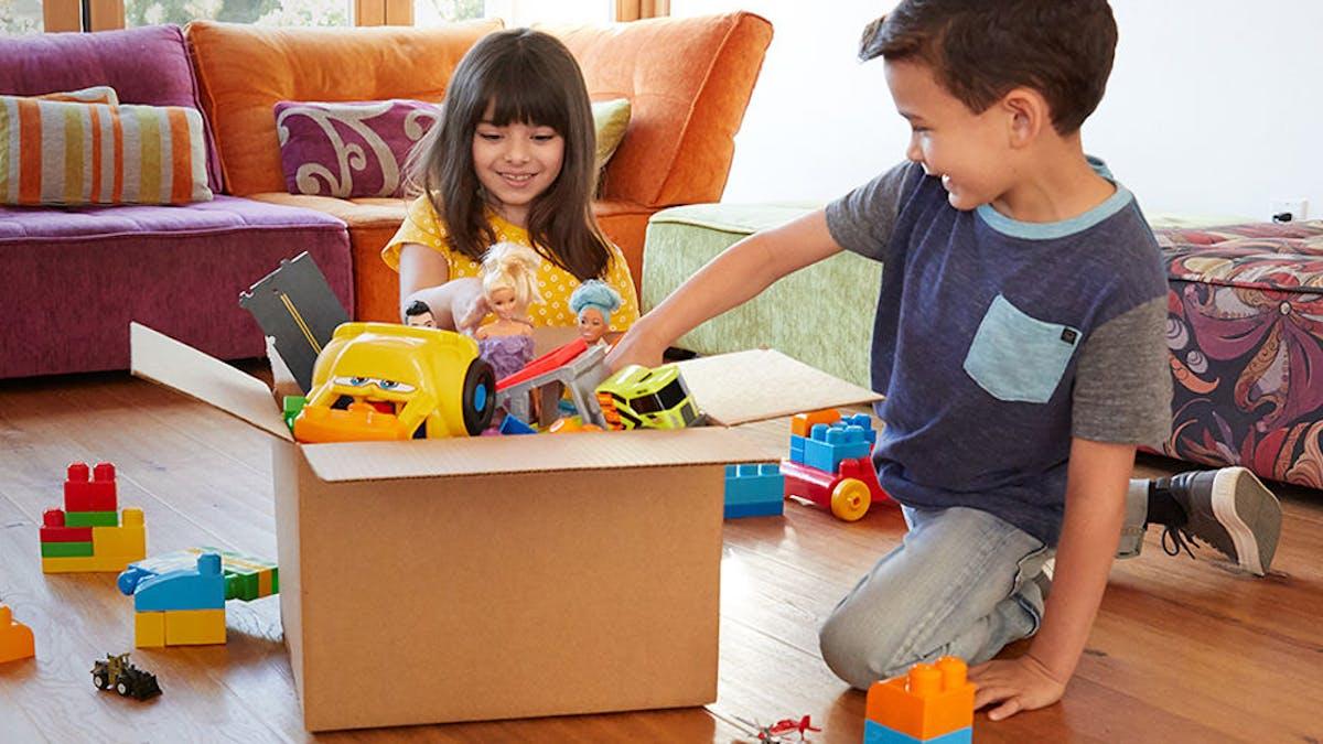 Mattel PlayBack recyclage Barbie jouets