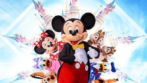 Disneyland Paris rouvrira le 17 juin !