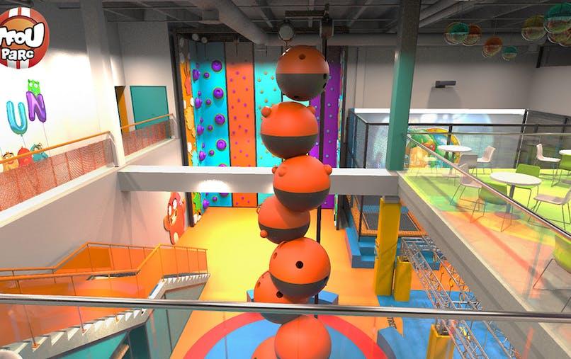 TFOU Parc de loisirs Indoor