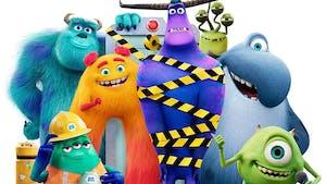 Monstres & Cie : Disney+ dévoile la première bande annonce de la série Monsters at Works