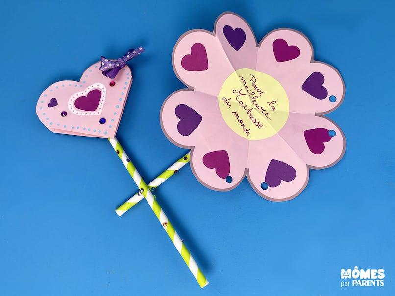 Offrir votre fleur de cœurs