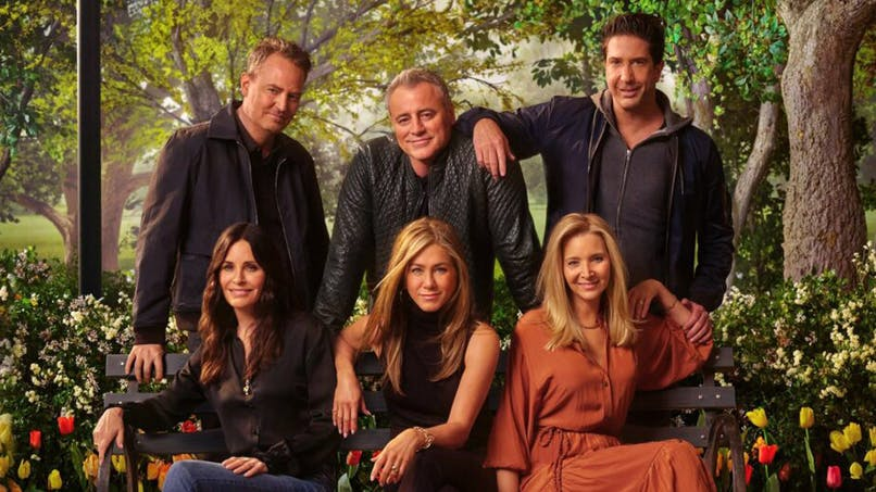 Friends : the Reunion l'épisode spécial des rétrouvailles