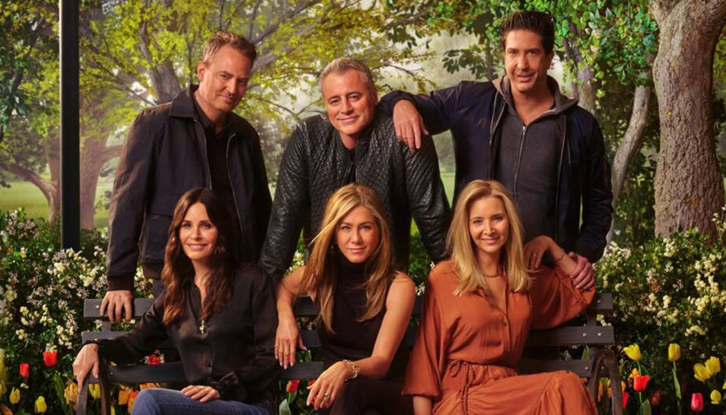 Friends : la bande annonce dévoilée de l'épisode spécial des retrouvailles