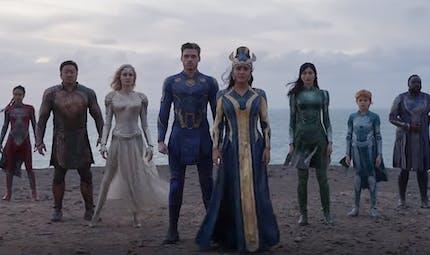 Les Éternels (Eternals) : une première bande annonce mystérieuse pour le nouveau Marvel