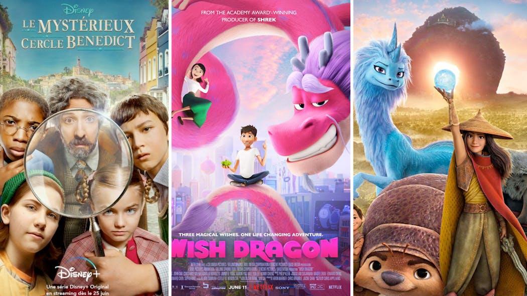 Disney+ et Netflix : les nouveautés SVOD films et séries de Juin 2021