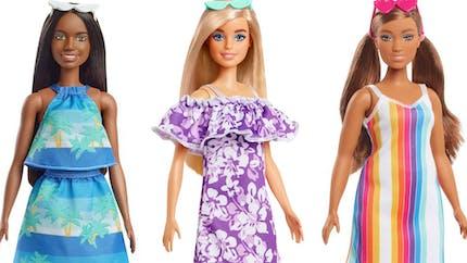 Barbie : Mattel lance ses premières poupées en plastique recyclé