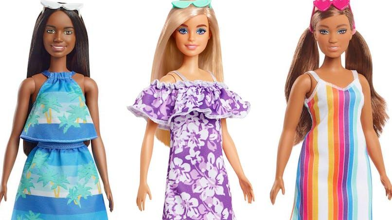 Barbie aime l'océan