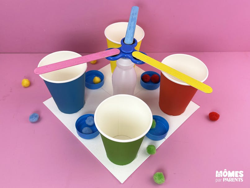 Jouer au jeu du Pom'Pong