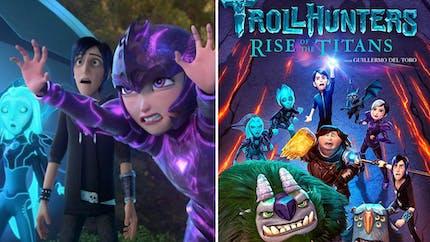 Netflix : la bande annonce du film de Chasseurs de Trolls le réveil des titans dévoilée !