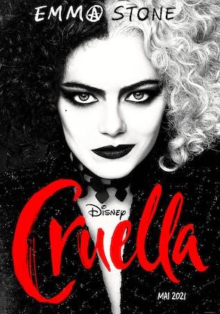 Cruella affiche