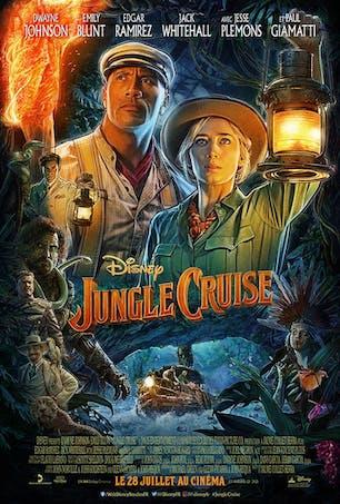 Jungle Cruise affiche