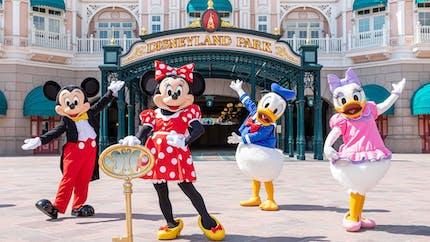Disneyland Paris rouvre avec une nouvelle attraction Cars Road Trip