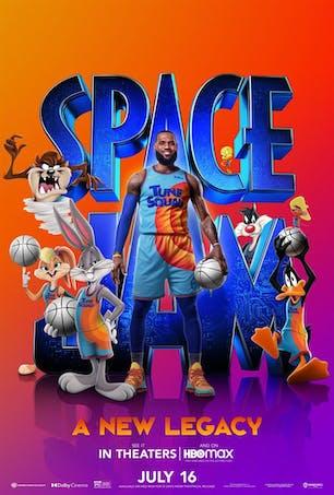 Space Jam - Nouvelle ère Affiche