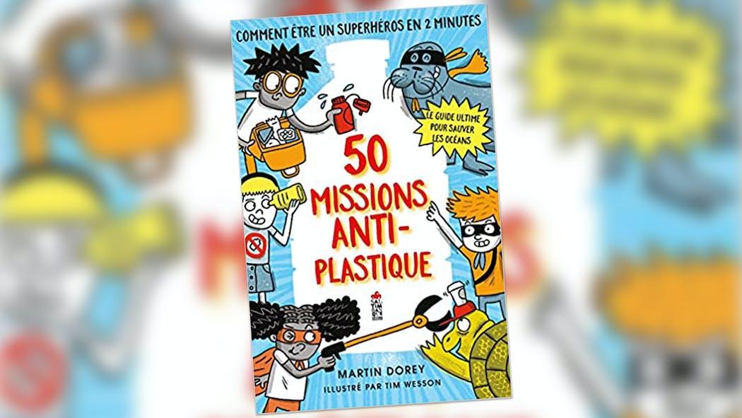 50 missions anti-plastique