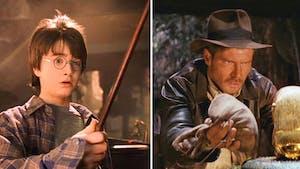 Cinéma : Harry Potter, Star Wars, Indiana Jones... une vente aux enchères extraordinaire !