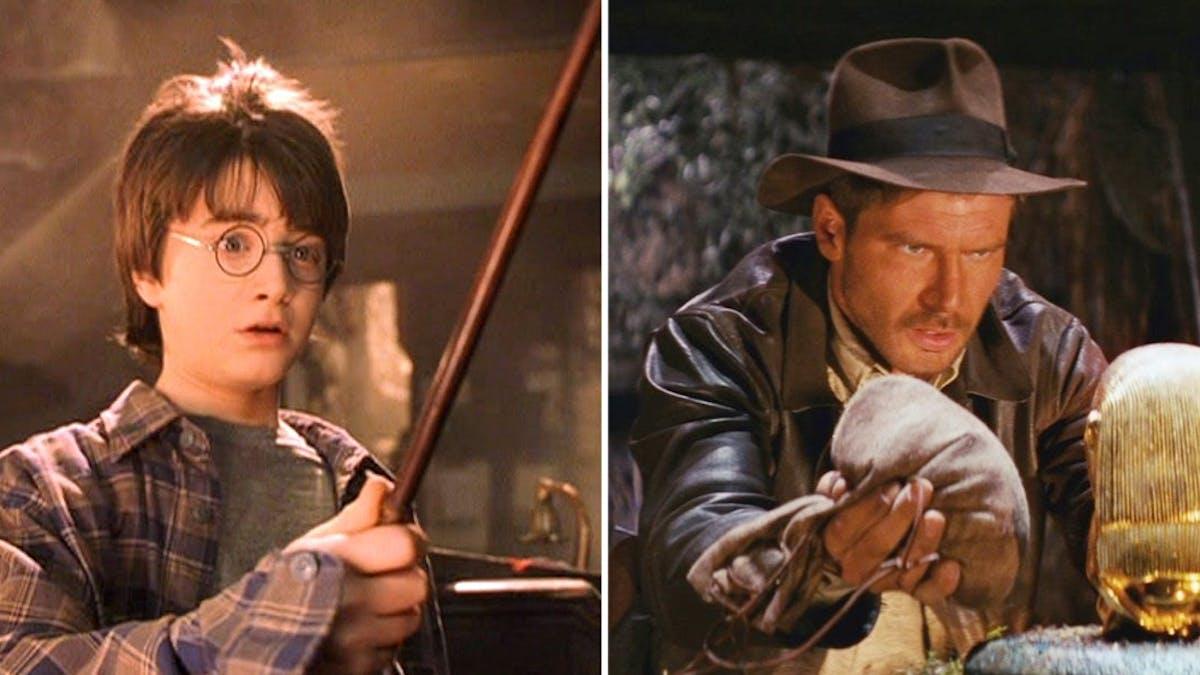 Vente aux enchères d'accessoires de cinéma (Harry Potter, Star Wars, Indiana Jones...)