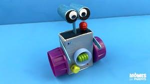 DIY : Fabriquer un Robot en récup'
