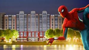 Disneyland Paris : L'hôtel dédié à Marvel a ouvert ses fabuleuses portes !