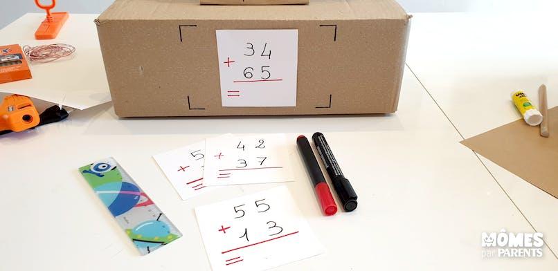 Créer des cartes de calculs