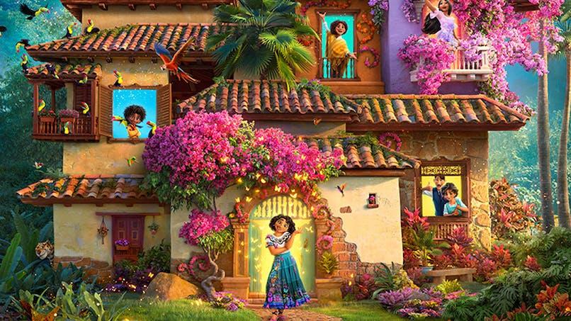 Encanto de Disney