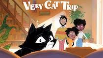 Animaux : Very Cat Trip, le dessin animé de la SPA contre l'abandon des chats