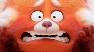 Pixar : la première bande annonce du film Alerte Rouge dévoilée !