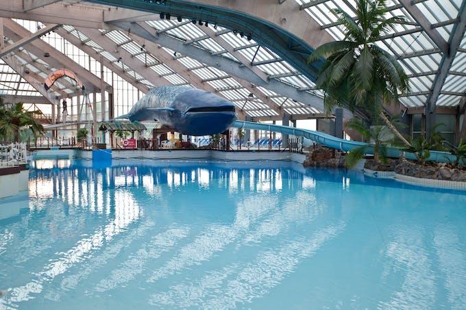 piscine bassin intérieur aquaboulevard parc aquatique