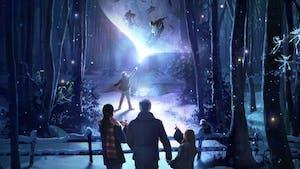 Harry Potter : on pourra bientôt visiter la fameuse Forêt Interdite de Poudlard