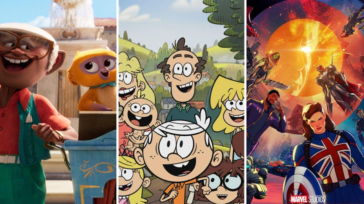 Nouveautés Netflix et Disney + Août 2021