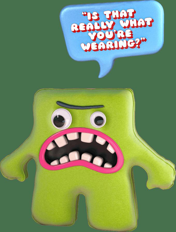 pocket troll twisted toys
