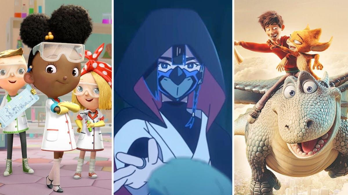 nouveautés septembre 2021 Netflix Disney+