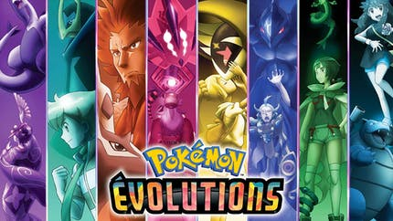 Pokémon : la nouvelle mini-série anniversaire Pokémon Evolutions dévoilée