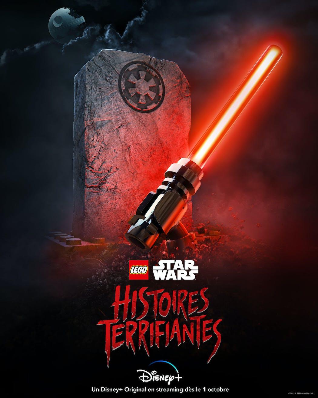 Lego Star Wars Histoires Terrifiantes Disney+